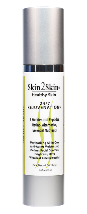 Skin 2 Skin 24/7 Rejuvenation All-In-One Best Anti-Aging Moisturizer