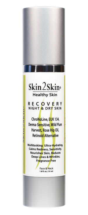 Skin 2 Skin Recovery a Night & Dry Skin Moisturizer