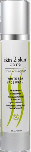 Skin 2 Skin Daily Hydrating White Tea Face Wash
