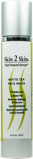 Skin 2 Skin White Tea Face Wash Awarded 3x Best Face Cleanser for all skin types