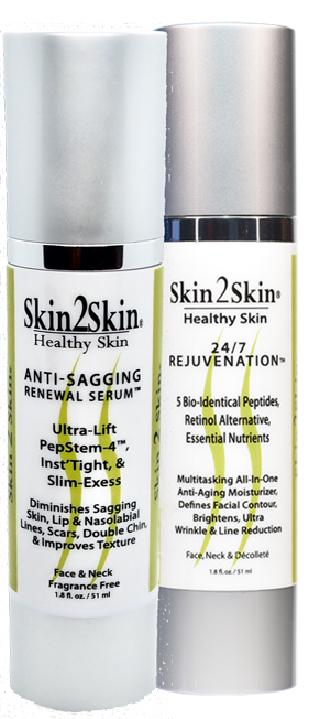The Best Anti-Aging Set Anti-Sagging Renewal Serum & 24-7 Rejuvenation