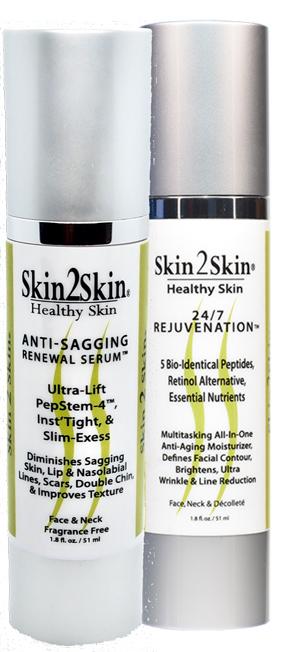 The Best Anti-Aging Set Anti-Sagging Renewal Serum & 24-7 Rejuvenation