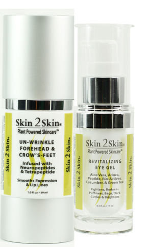 Skin 2 Skin Expression Lines, Eye & Crow's-Feet 2 pc set