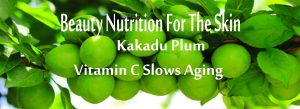 Kakadu Plum Vitamin C Extract, Skin 2 Skin True Clean Plant-Powered Anti-Aging Skin Care
