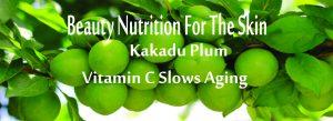 Kakadu Plum Vitamin C Extract, Skin 2 Skin True Clean Plant-Powered Anti-Aging Skin Care