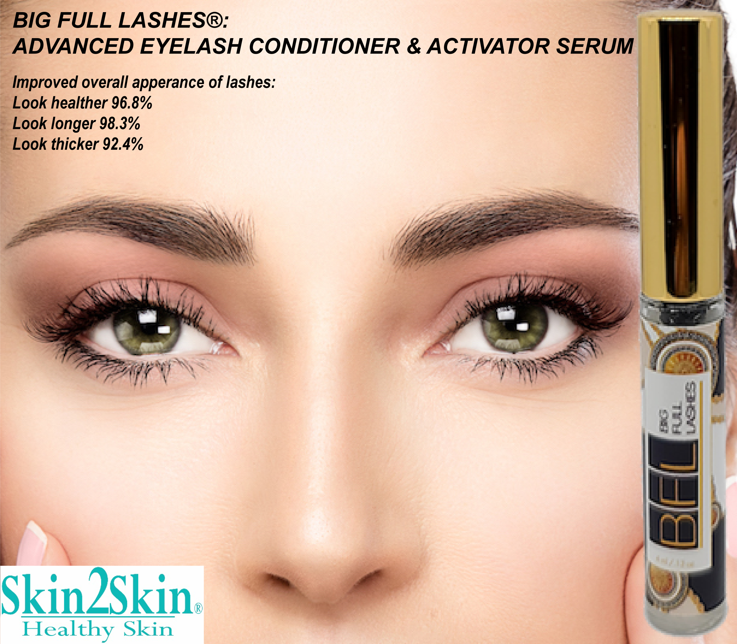 BFL - Big Full Lashes Women Skin2Skin